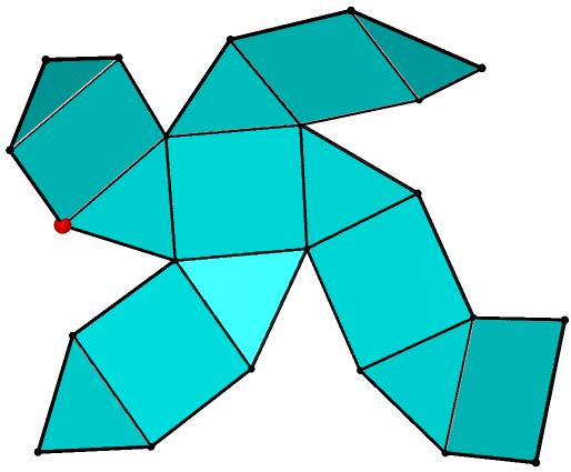 正立方体 正十二面体